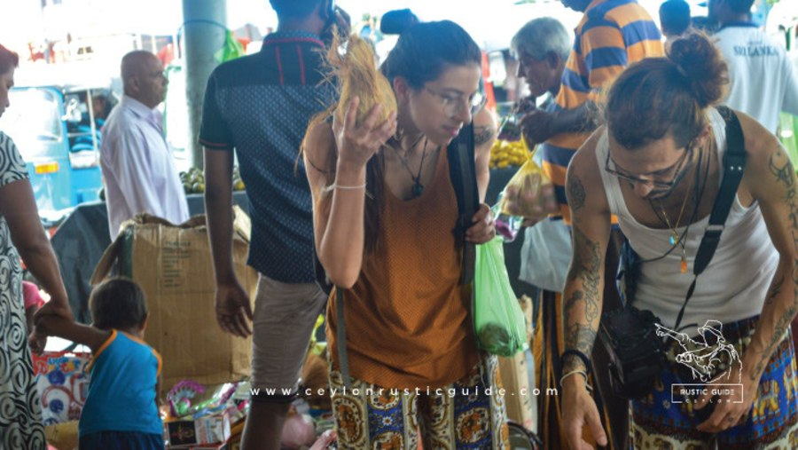 Cooking Tour Colombo- Sri Lanka