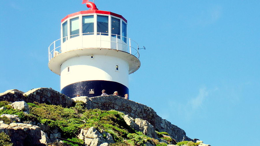Old Lighthouse, Cape Point