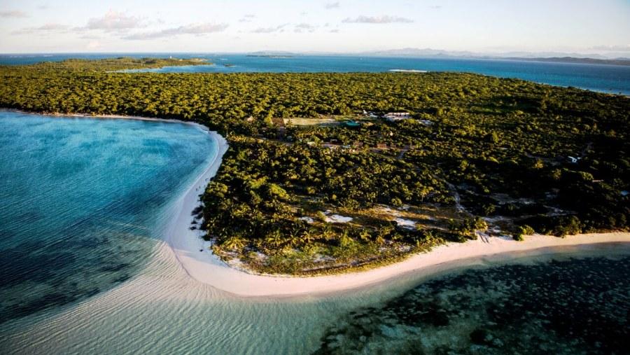 private island of Miavana