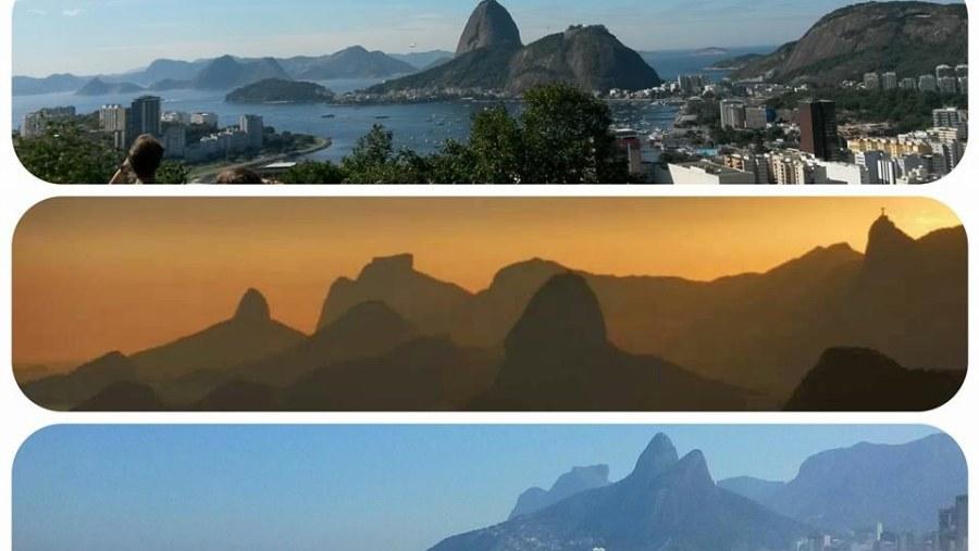 Beautiful Landscapes RIO