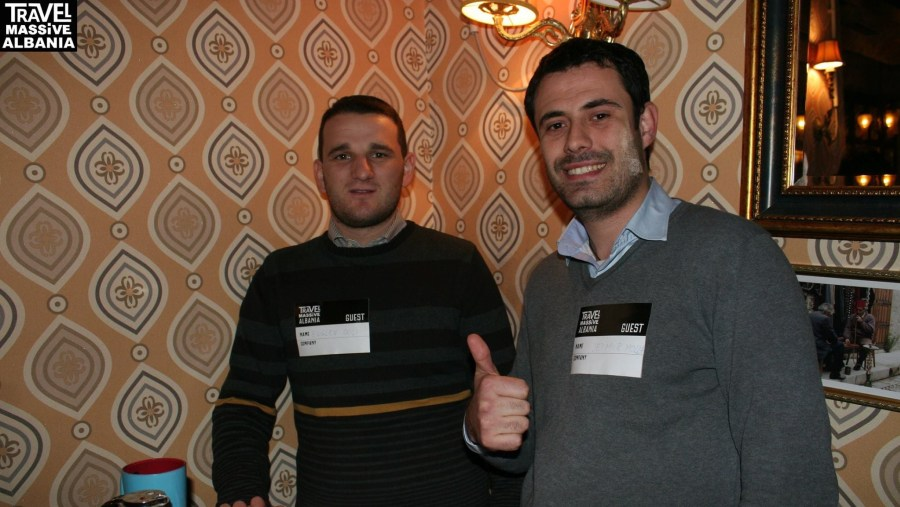 In a conference by Travel Massive Albania