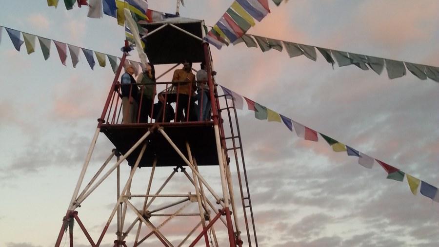 Nagarkot tower