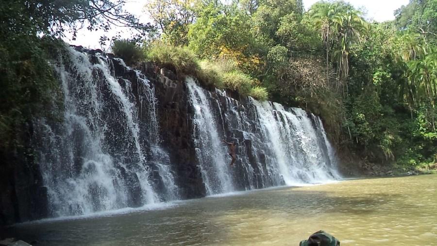 Seka falls