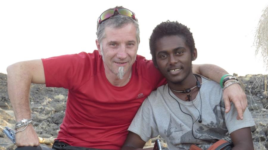 Lij Fruitt  the best Tour Guide to Ethiopia