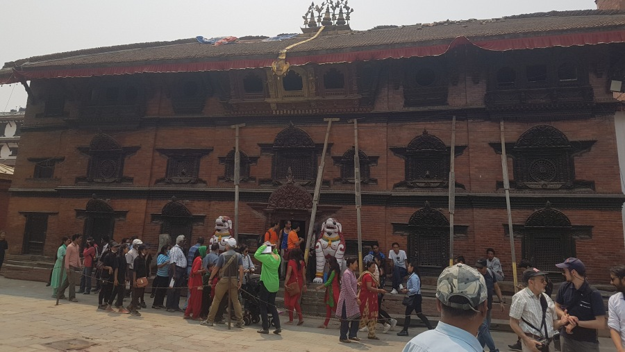 NEPAL TOUR - 2017 SRI LANKAN GROUP