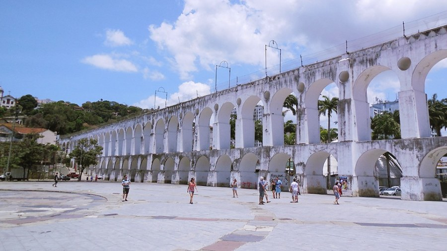ARCHES OF LAPA
