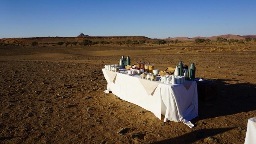 Namib Styled Breakfast