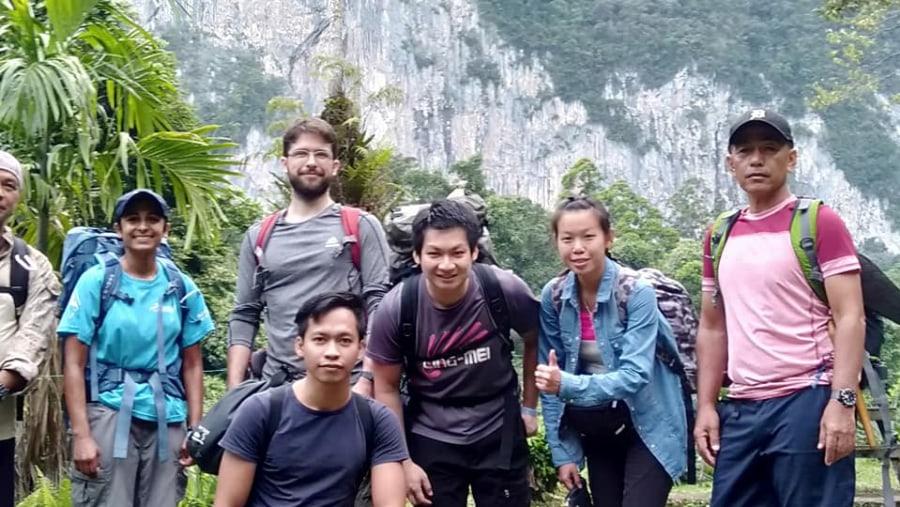 Mulu Camp 5