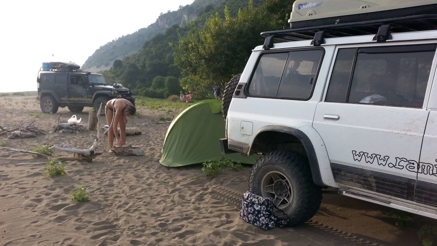 Off Road & Camping
