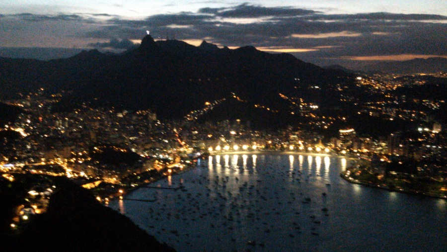 From Sugar Loaf to Botafogo Bay and Corcovado