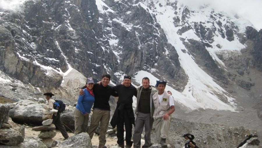 Salkantay trail to Machu Picchu - yarikdelcusco