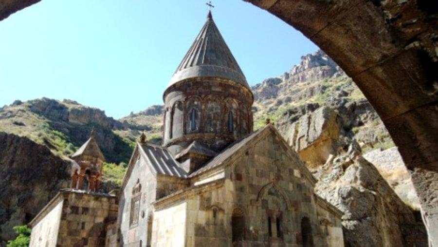 Monastery Geghard
