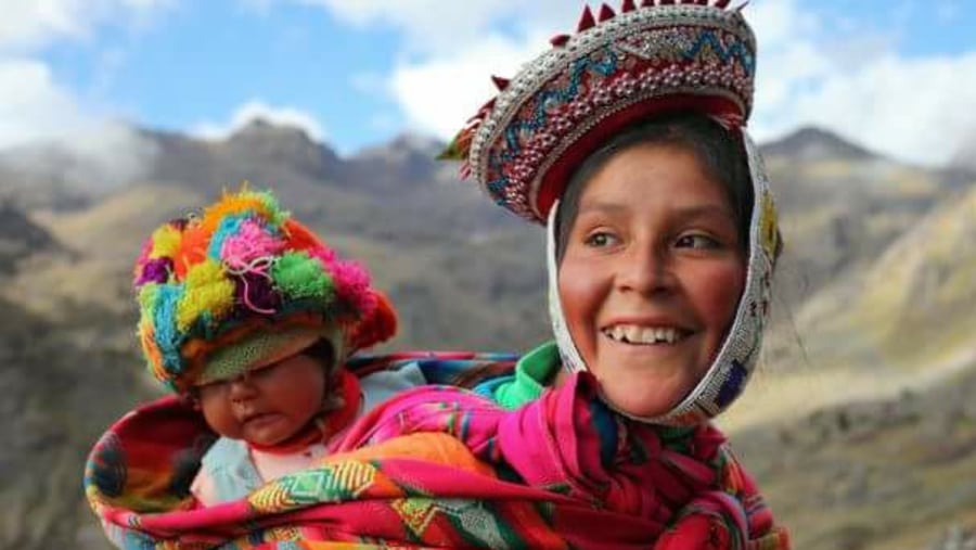 Cusco Girl