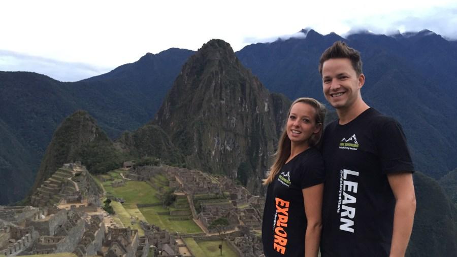 Inca Trail to Machu Picchu with VE