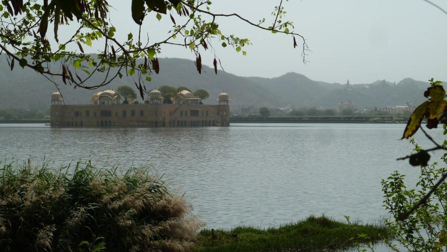 Jal Mahal (Summer Palace)