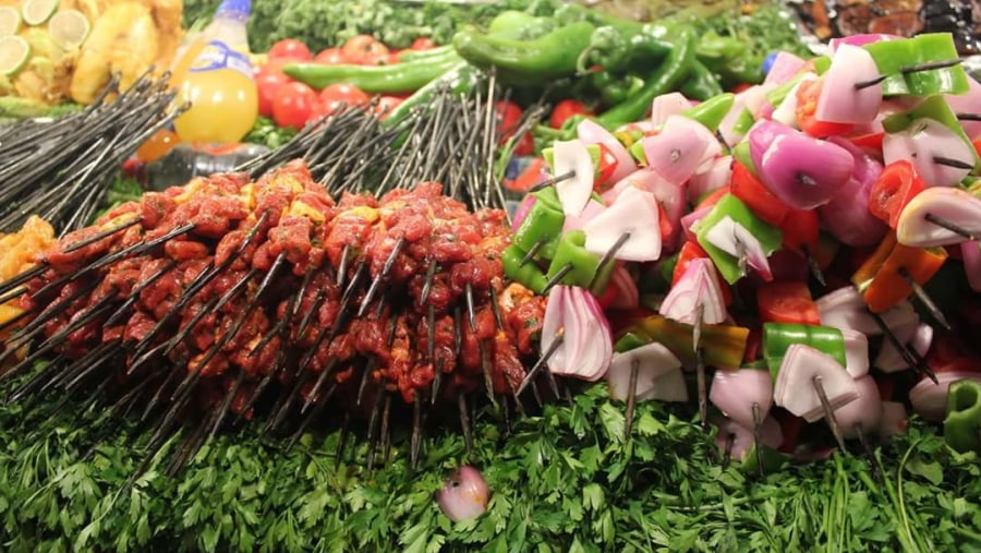 Traditional meals in Morocco, Moroccan cuisine