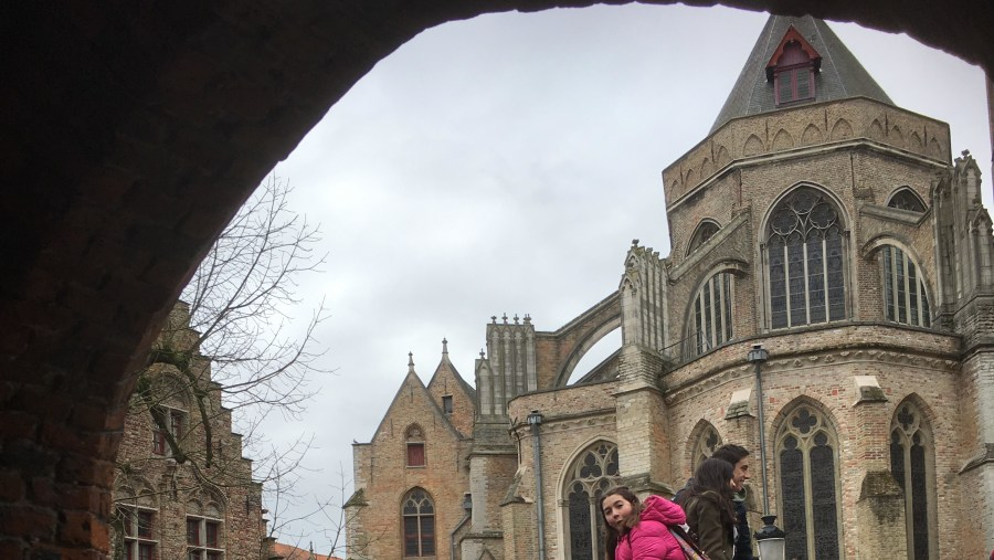 Bruges old city