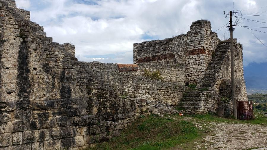 Berat and Berat Castle