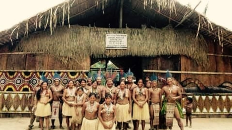 Dessana Tribe Members