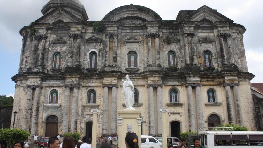 Largest catholic Church in Asia