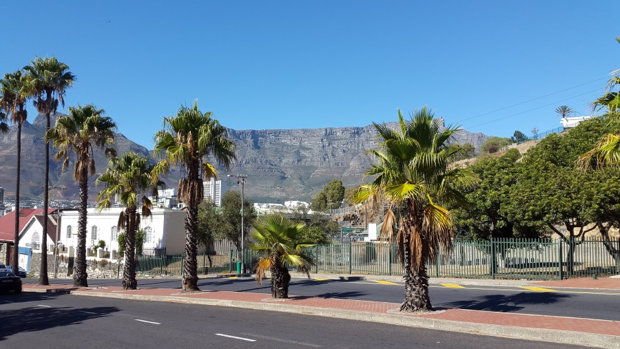 6 outstanding days in Cape Town