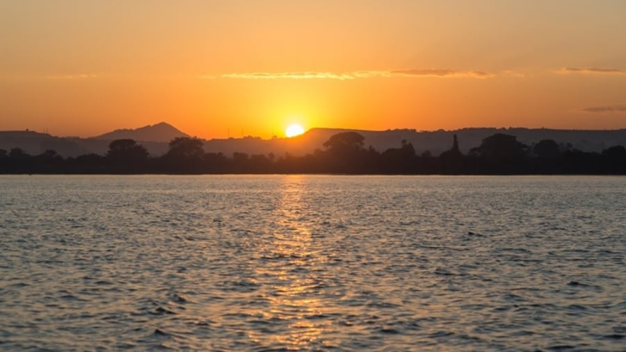 Lake tana bahardar