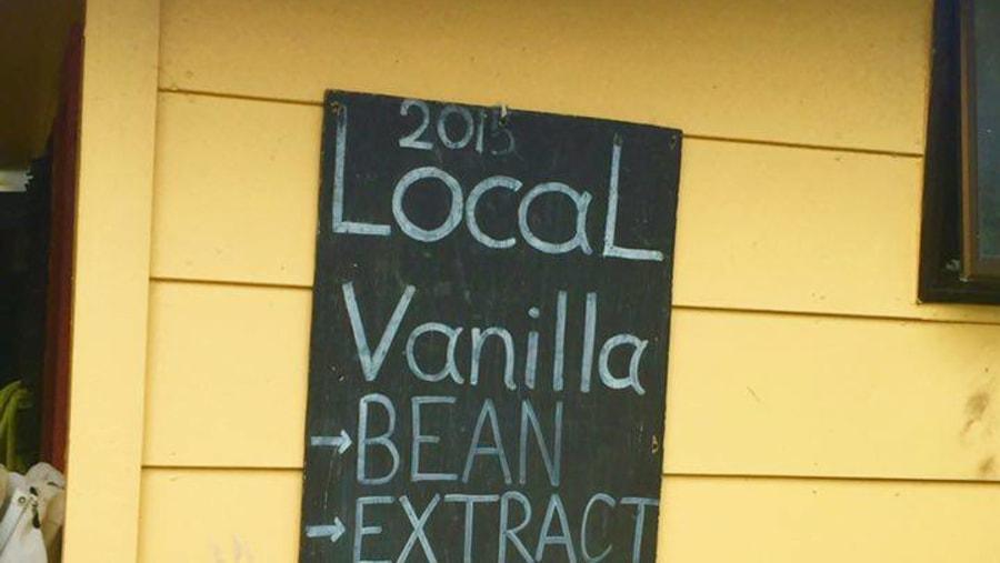 Vanilla & Banana