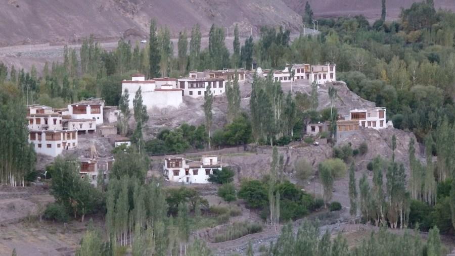 Alchi Village, Sham Valley