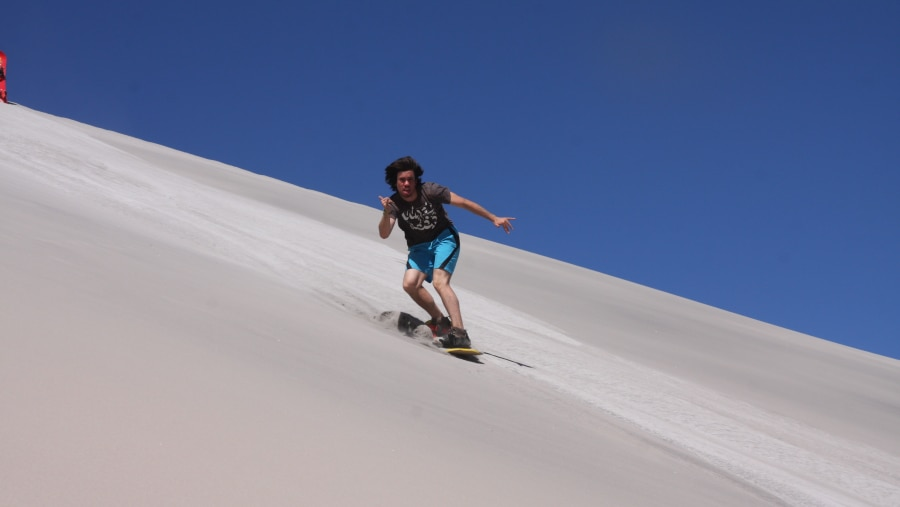 Sandboarding Tour In Arequipa