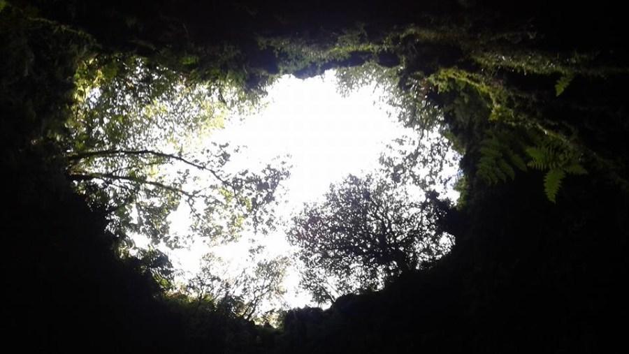 The shape of my heart (Algar do Carvão, Porto Judeu, Terceira)