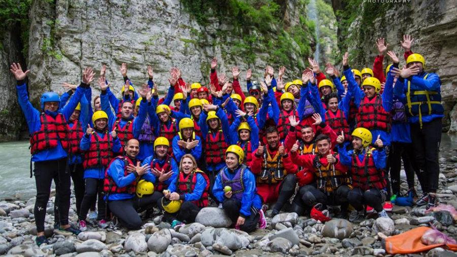 Albania Rafting Team, Osumi canyons