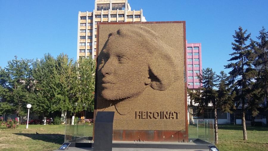 Heroins-(dedicated to Womas)