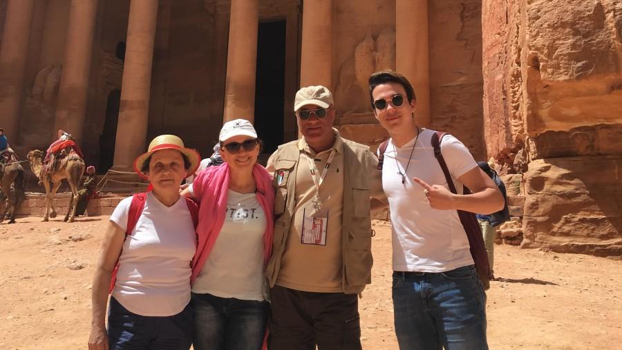 The best tour guide in Jordan