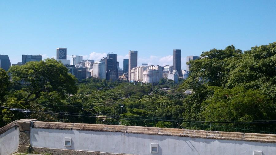 From Da Glória Church to Downtown Rio