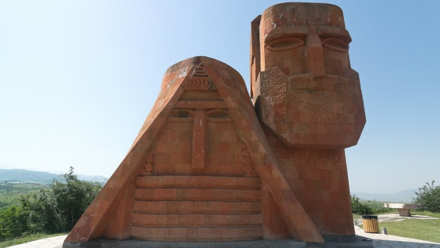 Papik Tatik, Stepanakert