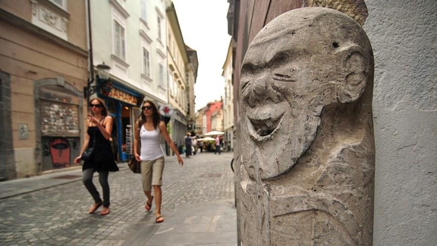 Medieval Ljubljana