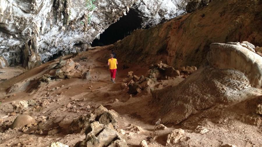 Hog cave