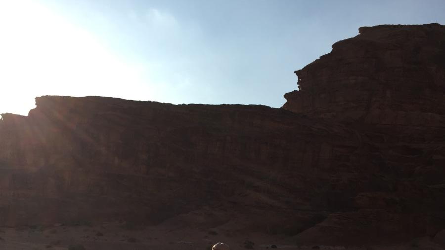 An eye opening experience in Jordan