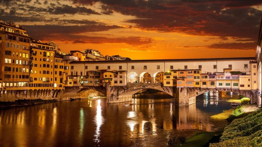 Ponte Vecchio Arch
