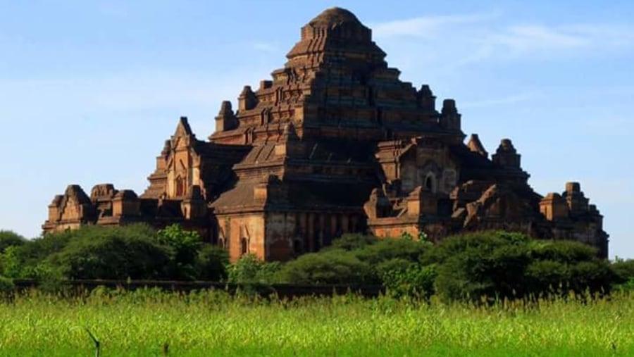 Damayan Gyi Temple