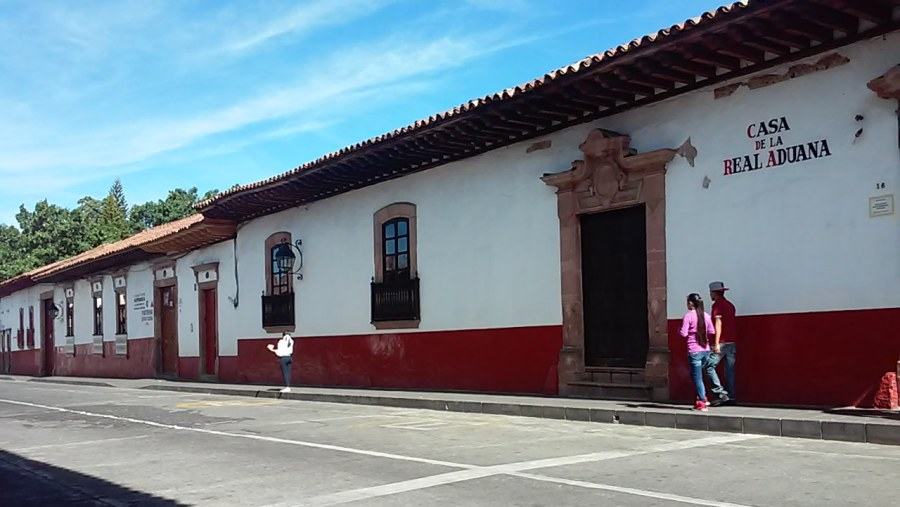 Hotel in Patzcuaro
