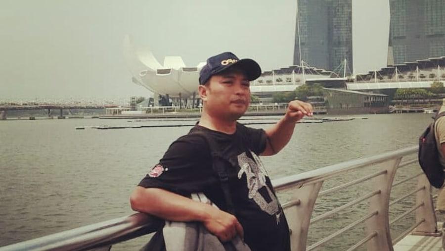 marina bay singapura