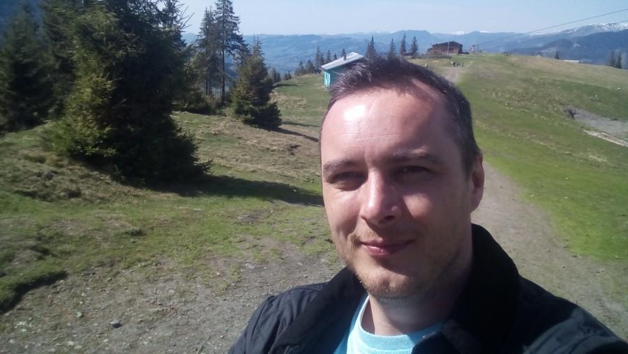 Mountain Trip, Gutui Mountains