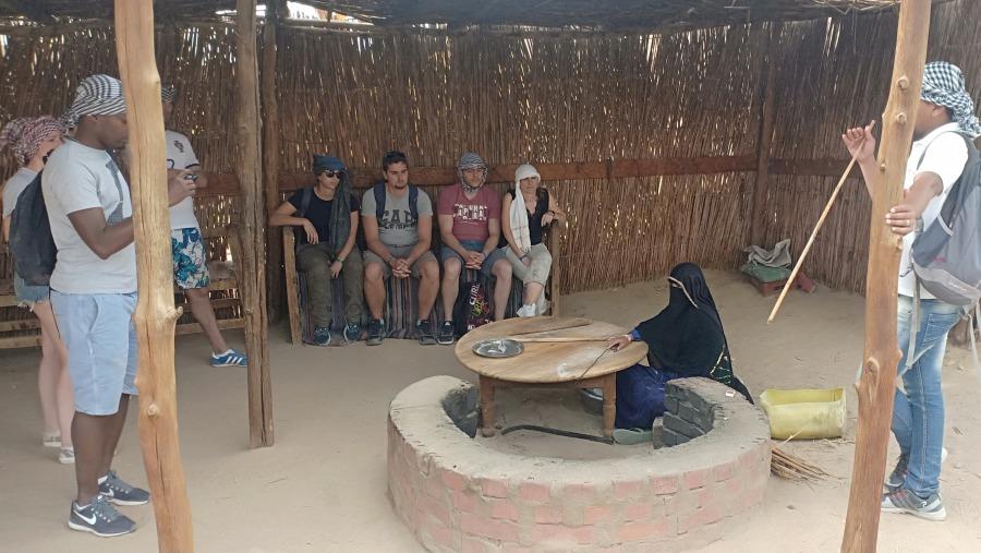 Beduin village - quad safari tour