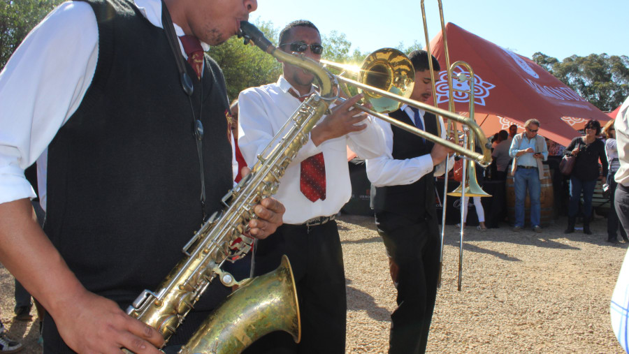 Traditional Church Brass Band
