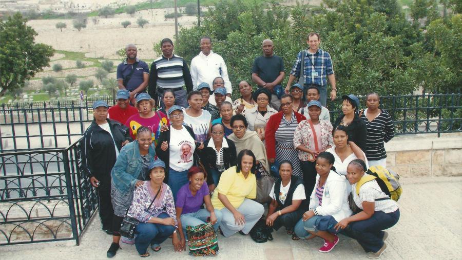 pilgrim trip from Soweto