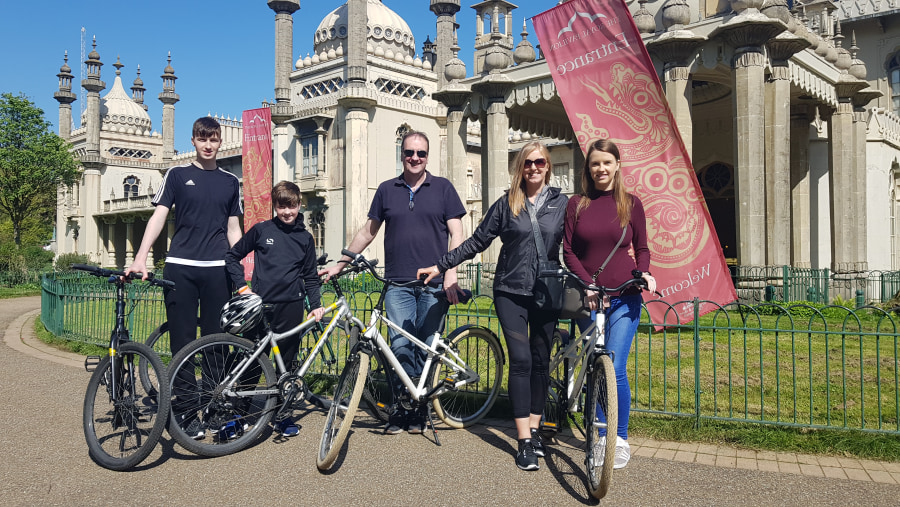 Brighton family tours