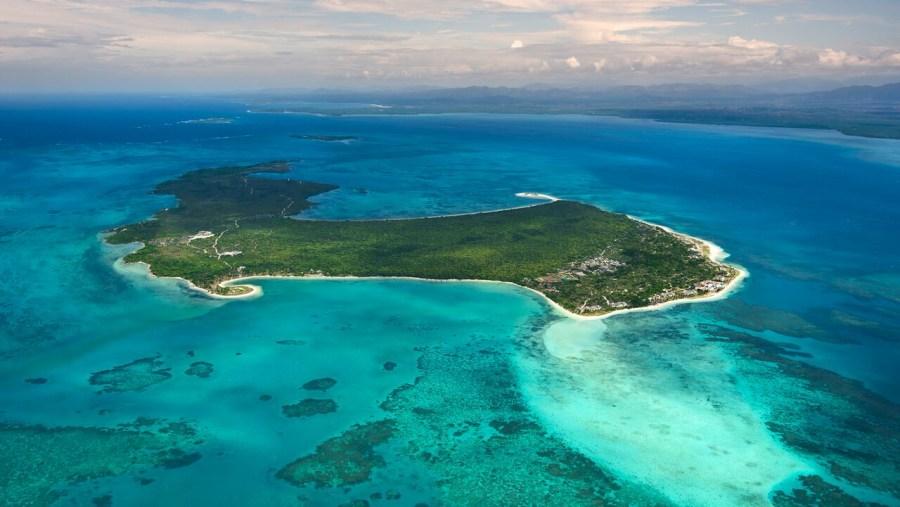 private island of Nosy Ankao