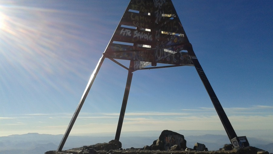 Toubkal trek  - highest peak in North Africa