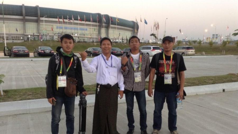 At 27th SEA Games